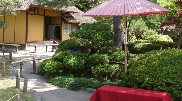 Tea ceremony room Rinkaku2