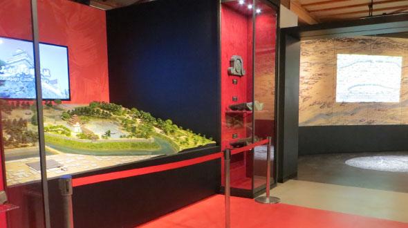 Tsurugajo Castle museum