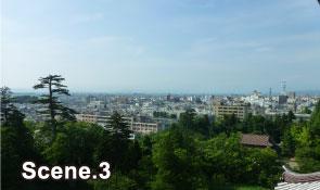 Tsurugajo Castle scene3