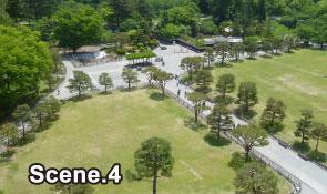 Tsurugajo Castle scene4