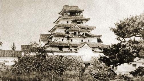 Tsurugajo Castle(1874)