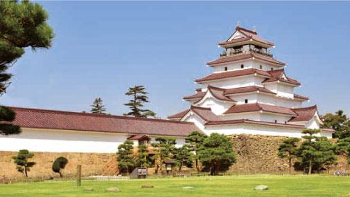 Tsurugajo Castle(2015)