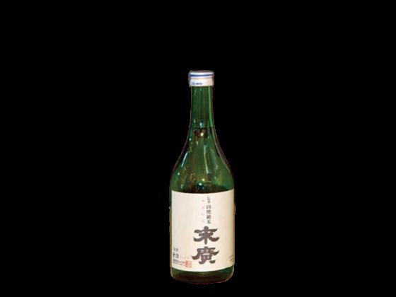 Suehiro Shuzo Kaei-Gura bottle